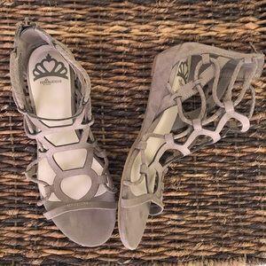 Fergalicious Trojan Sandals